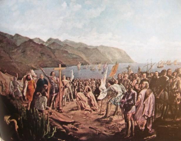 Los Bizantinos conquistan Italia