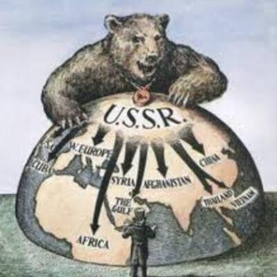 Cold War & the Soviet Union timeline