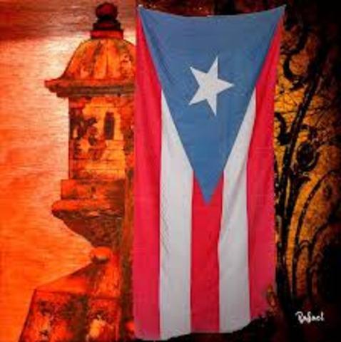 Creación de Bandera de Puerto Rico