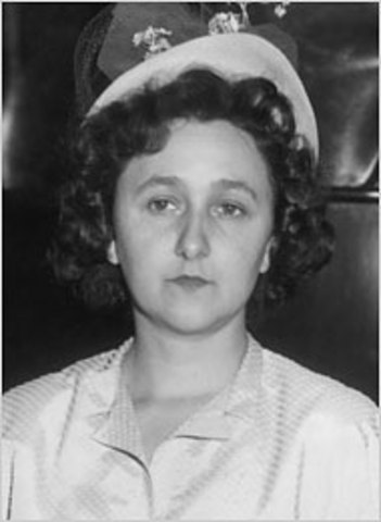 Death of Ethel Rosenberg