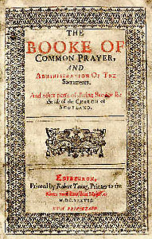 National Covenant and Book of Common Prayer