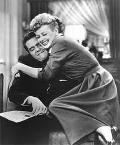 I Love Lucy and Television