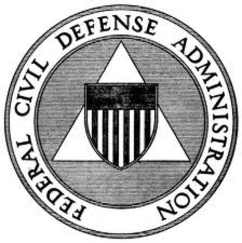 The Federal Civil Defense Administration