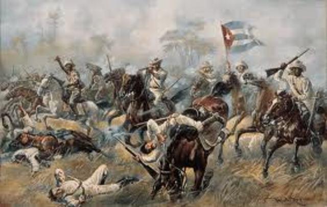Guerra hispano-cubano-estadounidense (hispanoamericana)