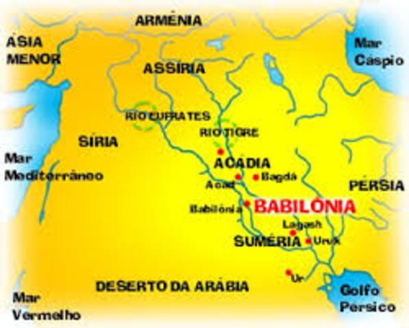 Babilonia (2000 a.c.)