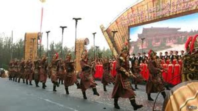China: Sun Tzu (siglo IV a.c.)