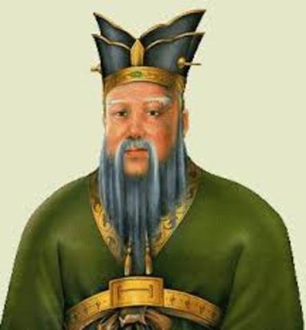China: Confucio (551-479 a.c.)