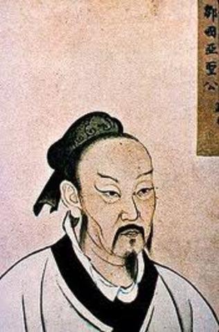 China: Mencio (371-289 a.c.)