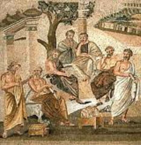 Grecia: Democracia (Hace 2500 años)