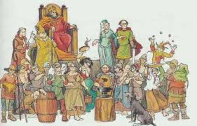 Período Medieval ( siglo V y el XV)