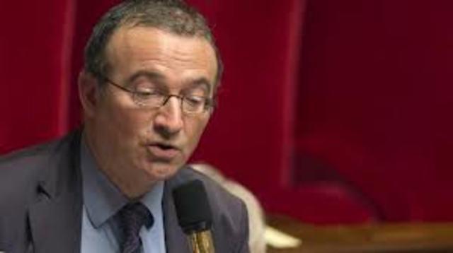 Hervé Mariton et la stratégie de l'UMP