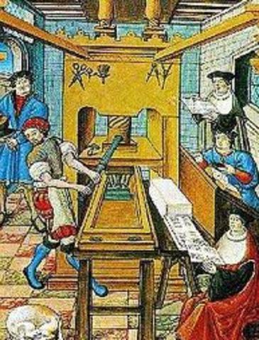 Renacimiento: Capitalismo Mercantil (siglo XV)