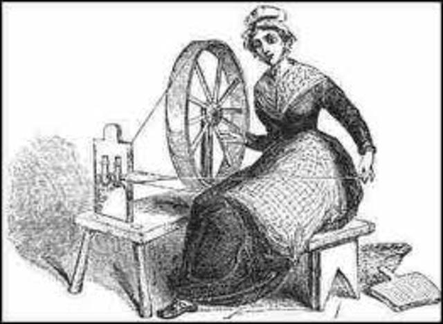 Revolución Industrial: Sistema de Maquila Domiciliaria