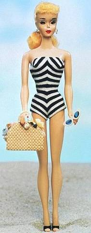 Invention of Barbie