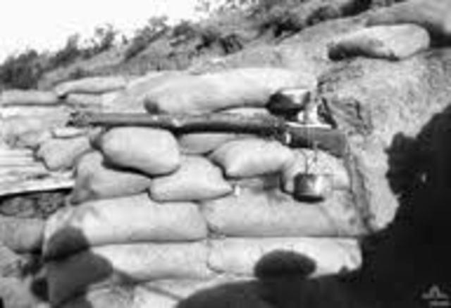 Evacuation at Gallipoli