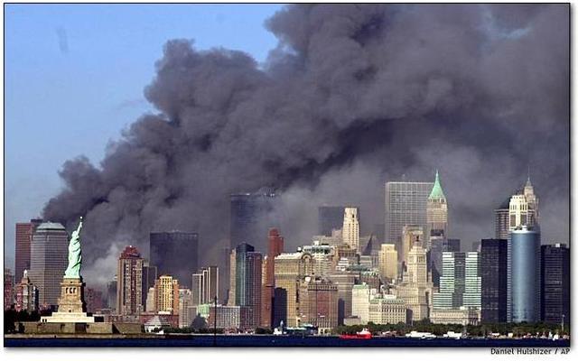 Ataques Terroristas al WTC