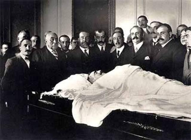 1902-1917: Regeneracionismo.