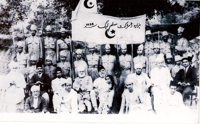 All-Indian Muslim League Founded