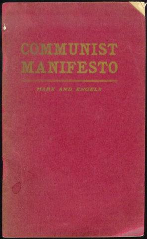 Communist Manifesto Establshed