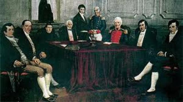 Primera Junta de Gobierno Autónoma de Quito ( Ecuador )