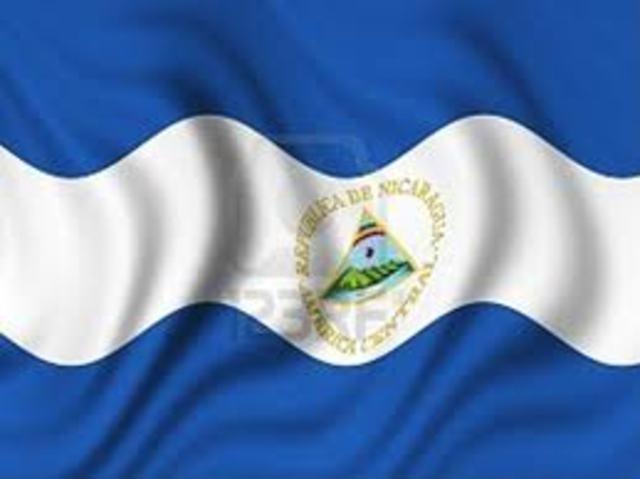 Independencia de Nicaragua