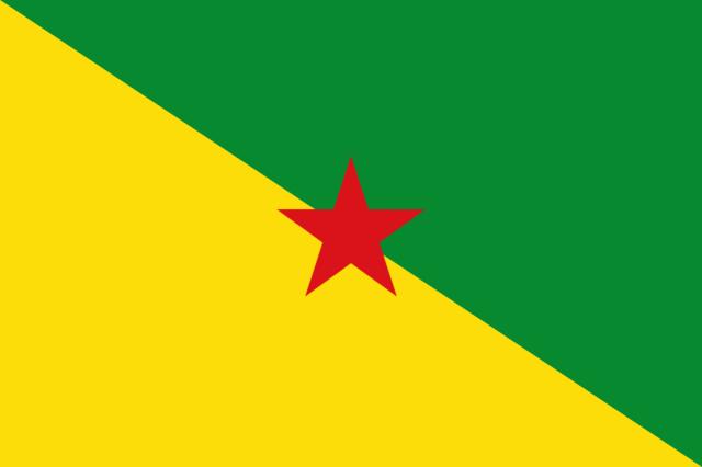 Guayana Francesa Independencia