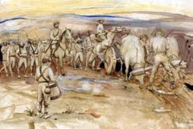 Batalla de Ochomogo ( Costarica)