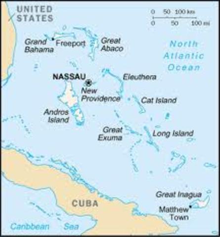 Guerra de Independencia Bahamas