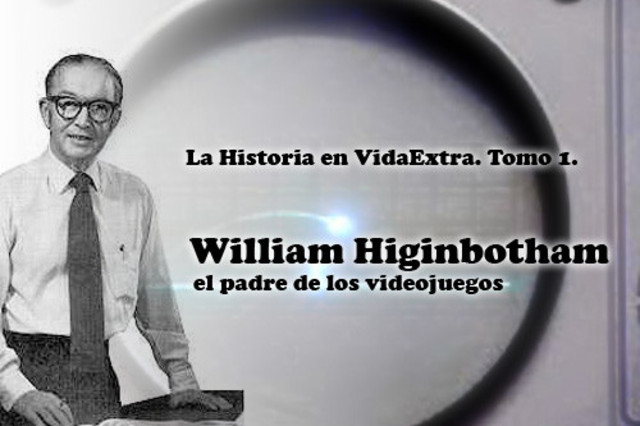 William Higinbotham presentó un juego de tenis
