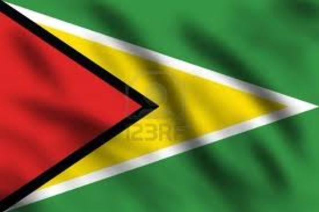 Independencia de Guyana