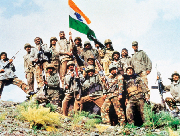 The War in India