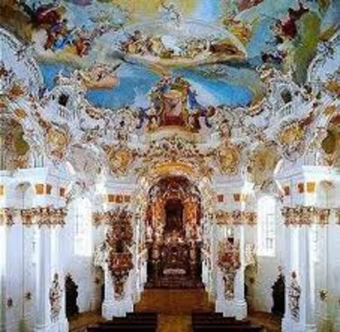 Rococo Artistic Style