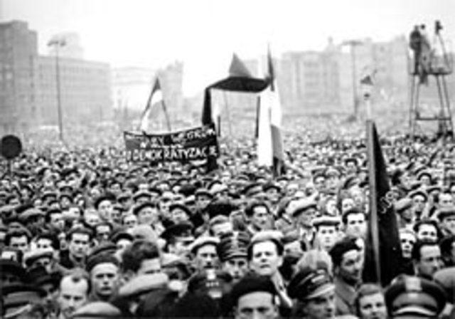 Poznań 1956 uprising