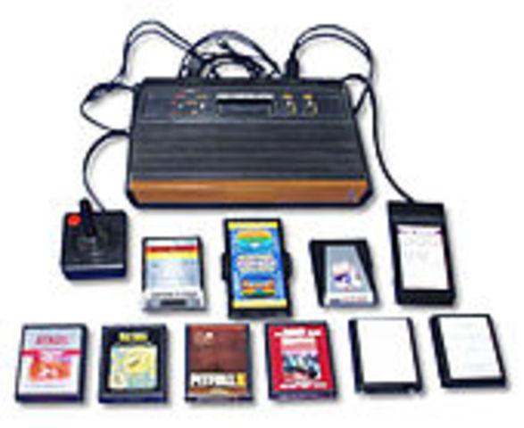 innovan  Atari VCS