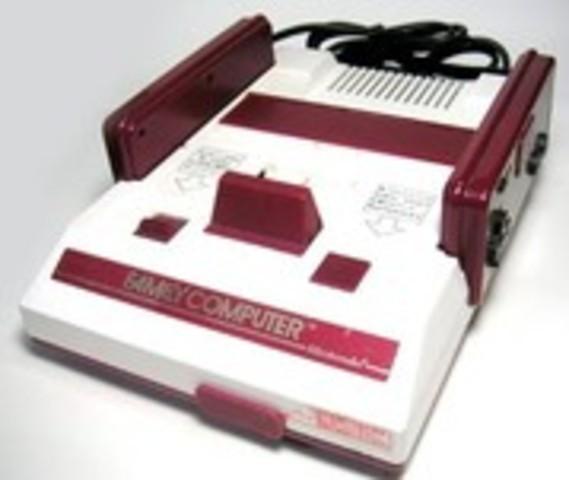 la Nintendo Family Computer (1983)