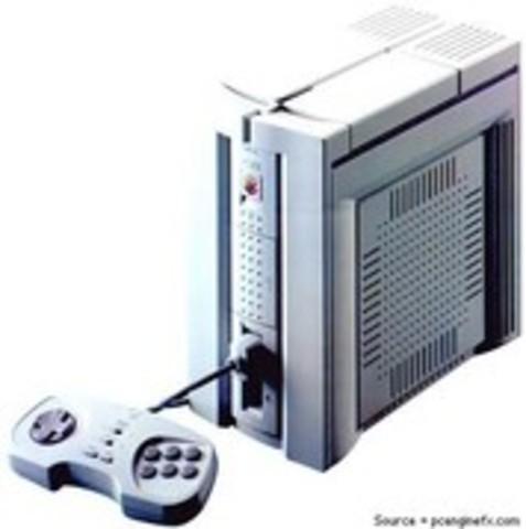 NEC PC-FX (1990)
