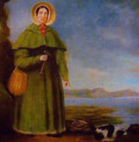 Birth of Mary Anning