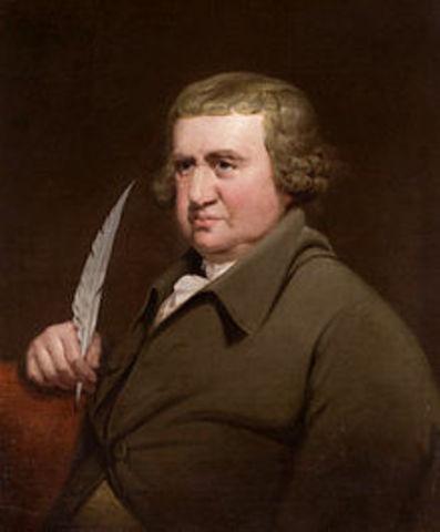 Birth of Erasmus Darwin