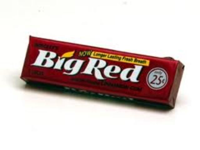Wrigley instroduces Cinnamon gum