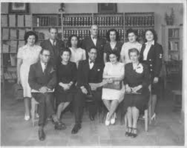 La Emfermería Colombiana Siglo XX