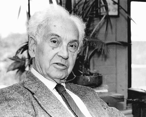 Ernst Mayr is Born