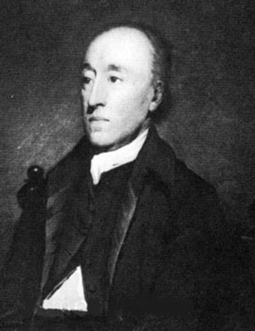 Birth of James Hutton