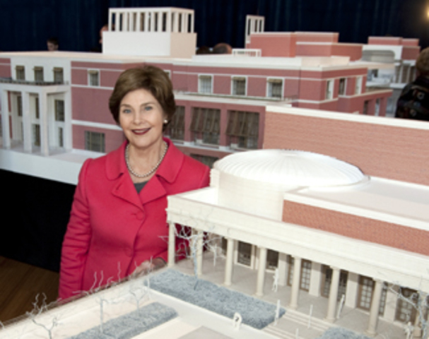 Design Unveiled for George W. Bush Presidential Library