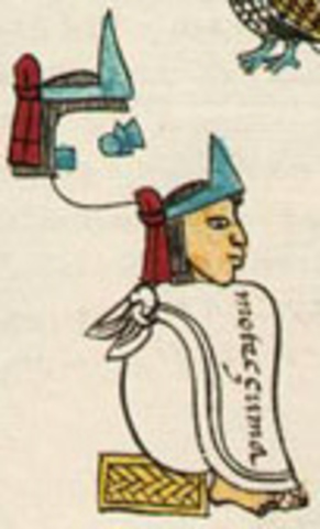 Moctezuma II: His reign ends and he psses away