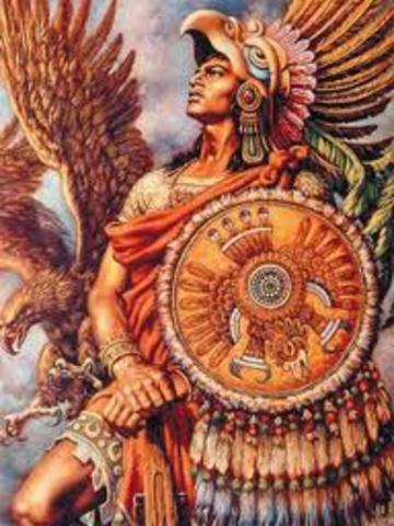 Cuauhtelmoc: passes away