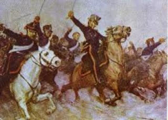 Guerra de Independencia de Perú