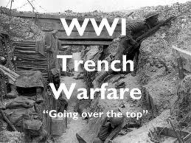The Trench Warfare