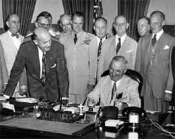 Truman Doctrine Enunciated