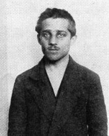 Gavrilo Princip is from....