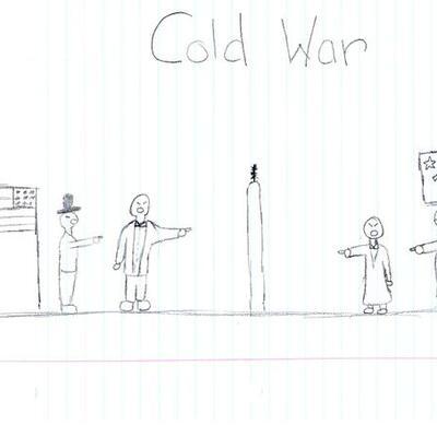 Cold War (1945-1965) timeline